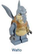 juguete watto - lego star wars minifigure