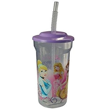 juguete weglow internacional disney princess deportes vaso