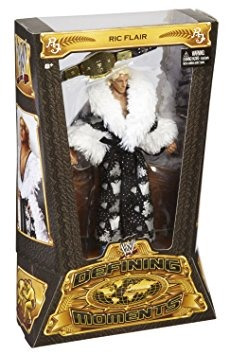 juguete wwe elite serie collection defining moments figura