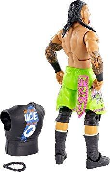 juguete wwe elite series #31 - jimmy uso figure