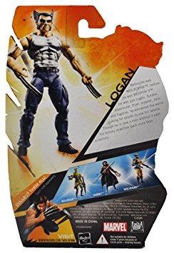 juguete x-men origins wolverine serie cómica de 4 pulgadas