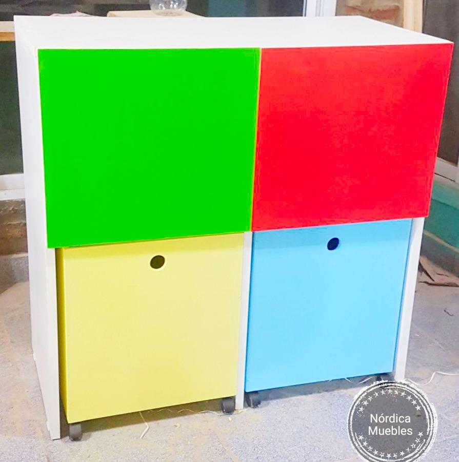 Muebles jugueteros para ninos obtenga ideas dise o de for Mueble guarda juguetes