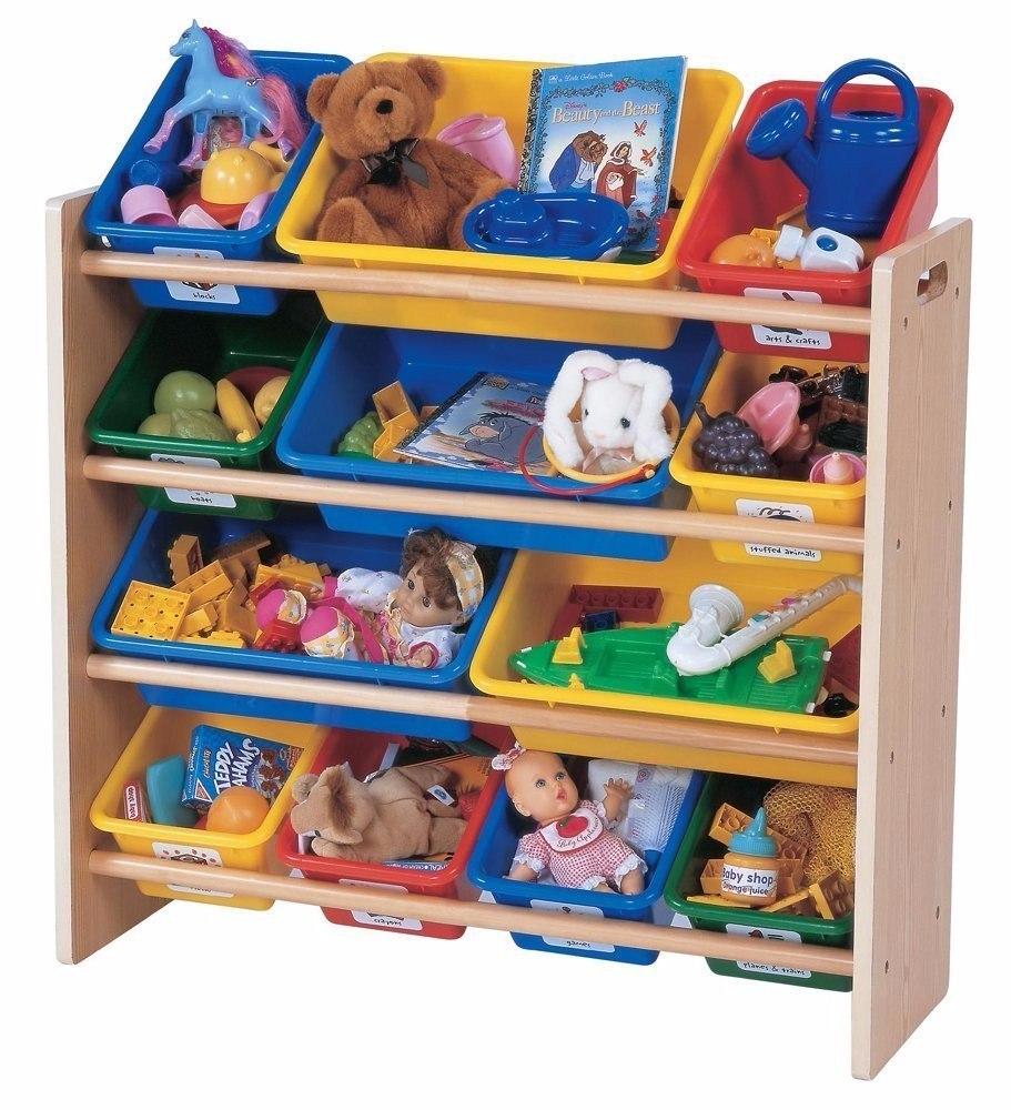 Juguetero organizador de juguetes para ni os almacenamiento 2 en mercado libre - Ikea almacenamiento ninos ...