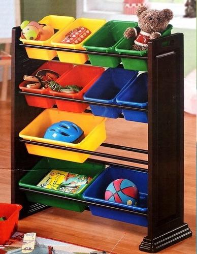 juguetero organizador de juguetes whalen