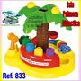 Juguete Isla Palmera Interactiva Estimulacion Niños Descubri