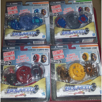Beyblade Originales Hasbro Beywheelz Con Lanzador Nuevos