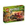 Lego Ninjago Motocicleta De Kai 9441