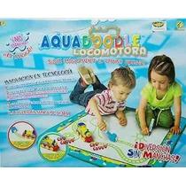 Aquadoodle Locomotora Tren De Kreisel Para Niños