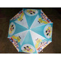 Paraguas Para Niñas Modelos Mickey Mouse Y Minnie