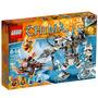 Lego Chima Robot Perforador Icebite Niño Juguete Armar
