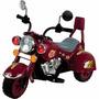 Motocicleta Niños A Bateria 6 Voltios - Importadas