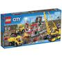 Lego City Solar De Demolición Niño Niños Armar Juguete