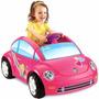 Fisher-price Power Wheels Barbie Vw Beetle Enviogratis