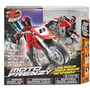 Air Hogs Motors Xs Rojo Moto Frenzy Stunt Bike Ch A