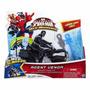Hasbro B0569- Agente Venom Con Cuatriciclo