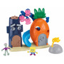 Fisher Price Imaginext Nickelodeon Bob Esponja Playset