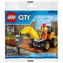 Lego City Taladro De Demolicion 30312