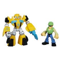 Juguete Transformer Bumblebee Y Graham Playskool