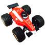Carros Formula 1 De Impulso Metálicos Lego Juguete Kit De 4