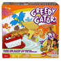 Greedy Gator Croco Atak - Cocodrilo Comilón - Mattel - Vlf