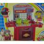 Cocina Para Niño Set Kitchen Medidas 66x32x74