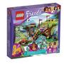 Lego Friends Aventura Con Botes En El Campamento 41120