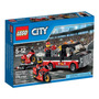 Lego City Great Vehicles Camion Para Motos De Carrera