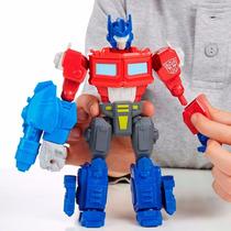 Transformers Hero Mashers Optimus Prime De Hasbro