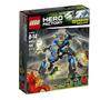 Lego Fabrica Heroes Maquina De Combate Surge Y Rocka 44028