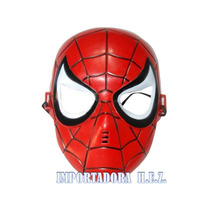 Mascaras Spiderman Hombre Araña Para Disfraz