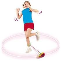 Juguete Para Saltar La Cuerda Con Luces, Gyrotron, Ula Pie