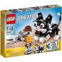 Lego Creator Criaturas Peludas 3en1 31021
