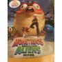 Galaxar De Monstruos Vs Aliens Mc Donald Juguete Nuevo