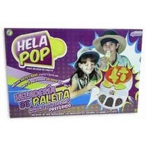 Hela Pop Heladería De Paleta Original Kreisel Nueva. Video