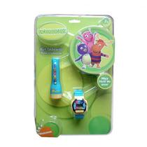 Reloj Y Linterna Infantil Backyardigans 962-29069-sp