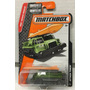 Attack Track Tanque Guerra Lanza Misiles Matchbox B108