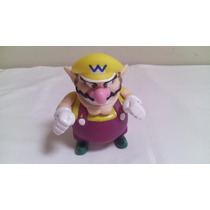 Wario ( De Mario Bros.) Tamaño: 11 Centimetros