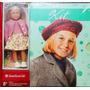 Chica Americana Mini Kit Con 6 Libros Y Tablero De Juego.