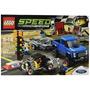 Campeones De Velocidad Lego Ford F-150 Raptor Y Ford Modelo