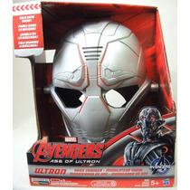 Mascara Ultron Vengadores, Edad De Ultron Original Importada
