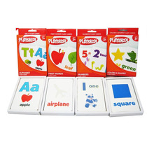 Cartas Educativas Tipo Flash Marca Playskool En Inglés