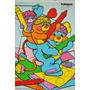 Antiguo Rompecabezas Popples Playskool Original Retro 1986