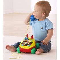 Teléfono Interactivo De Vtech !!!!!!!!!!!!