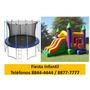 Rental Inflatable Trampoline, Jumps Jumps. Includes Transpor
