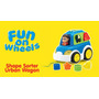 Fun On Wheels Camion De Tacos Con Figuras Luces Y Sonidos