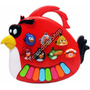 Angry Bird Piano Musical Multi Funciones Para Bebes