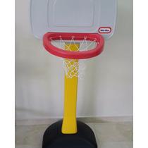 Cesta De Basket Para Niños Little Tikes