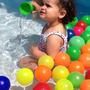 Pelota Para Piscina Niños,artículo Playa,carro Bateria