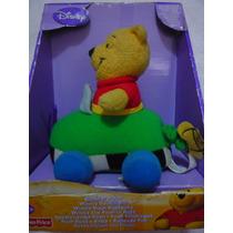 Carrito Disney De Winnie Pooh De Fisher-price Original