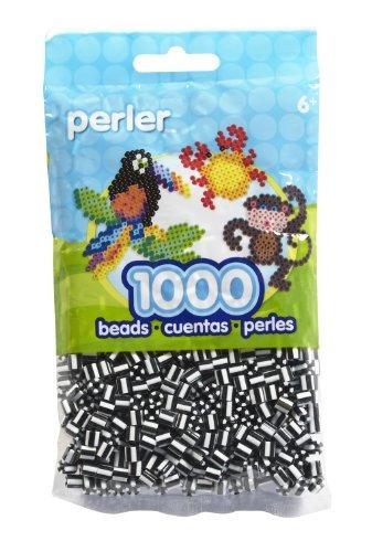 juguetes bolsa fichas perler plateado